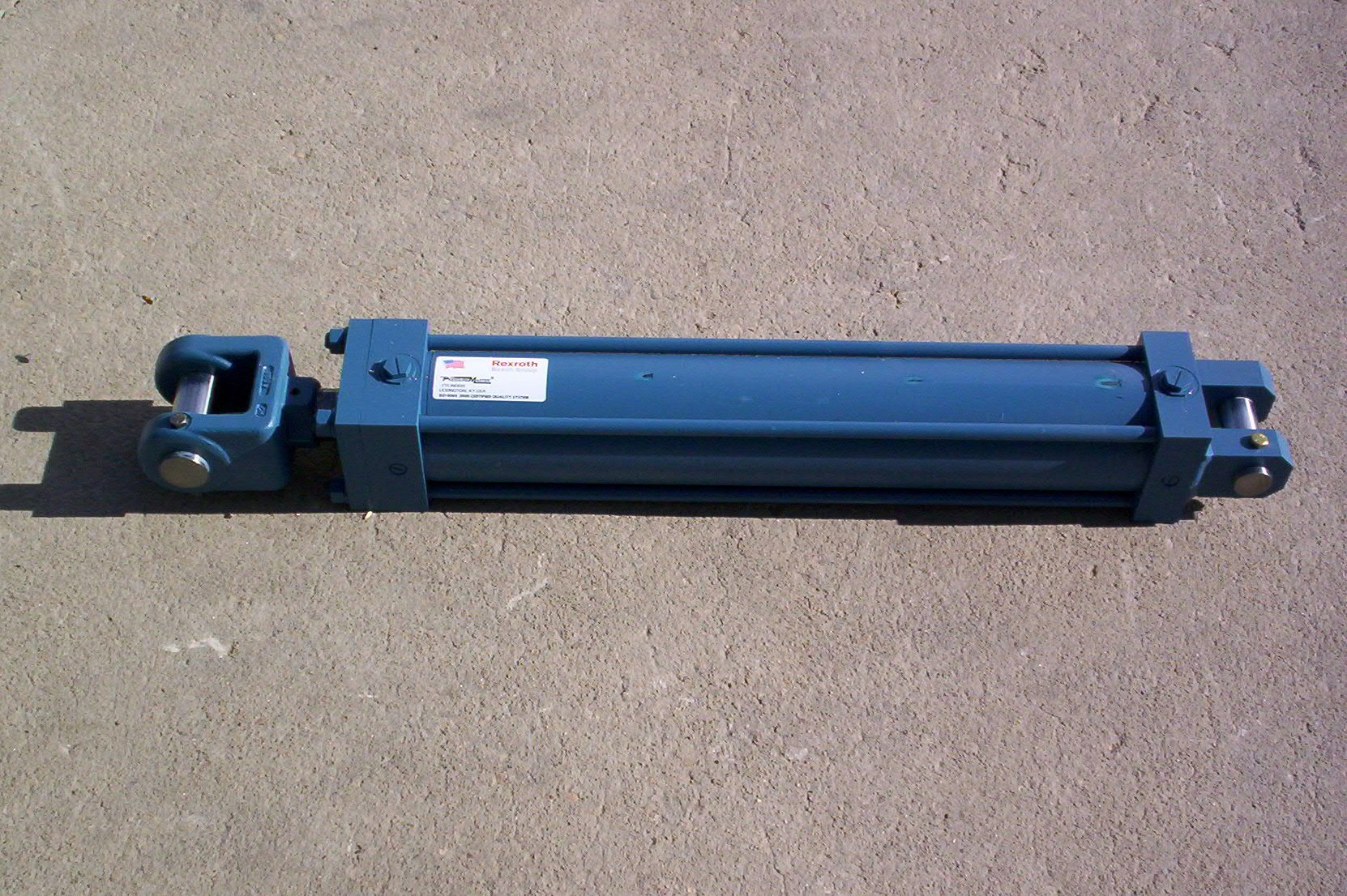 Hydraulic Cylinder Pin Puller : Autopuller parts